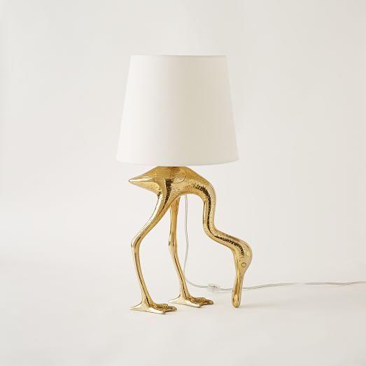 Rachel Kozlowski Spoonbill Table Lamp Shop LightingPendant