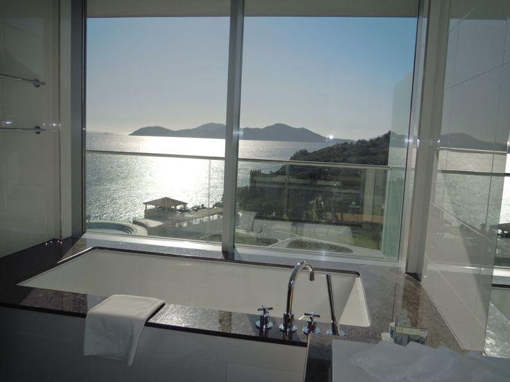 Radisson Blu Resort Dubrovnik (Croatia)   Huge rooms & bathrubs with awesome views