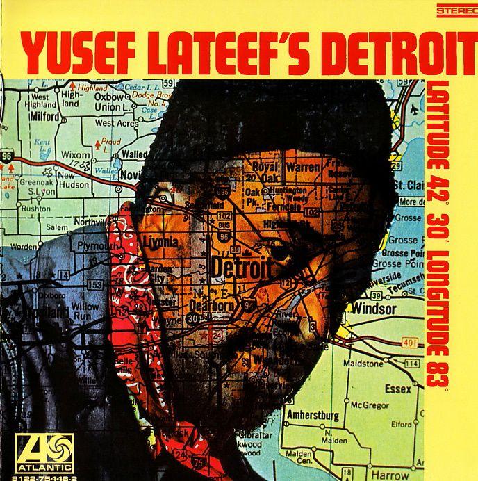 yusef lateef album images | Artist # Yusef LateefAlbum # Yusef Lateef's Detroit Latitude 42°30 ...