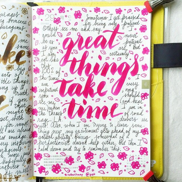 I often get impatient and frustrated when trying to learn something new, then I…