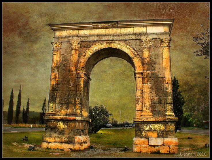 Arc de Bera-Tarragona