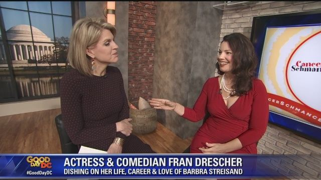 Fran Drescher is more than an actress. She's a health advocate, author, award winning activist and uterine cancer survivor who turned her pain into purpose by creating the Cancer Schmancer Movement.