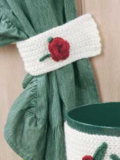 17 Best images about Crochet Curtain Tie-backs * on Pinterest ...