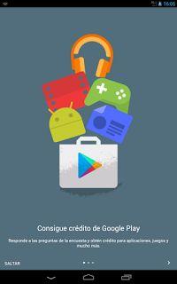 Nacida para ahorrar: Consigue saldo para comprar apps en Google Play co...