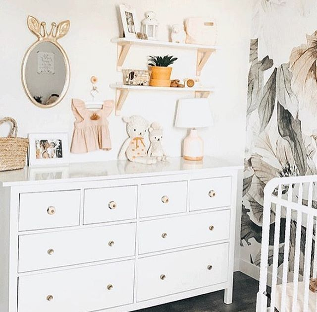 The HEMNES 8-drawer Dresser Is A True Staple. It Has Classic Looks, Lots Of Room And An Affordable Price For Its Size.… | Hemnes Dresser, Hemnes, Room Decor Bedroom