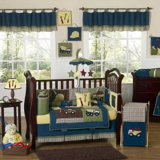 The bedding we are getting my Great nephew for his new room :)