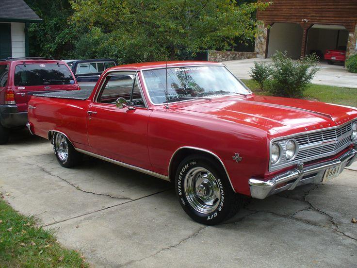 1965 el camino | pro65's 1965 Chevrolet El Camino | hot rods