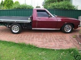 Holden HZ One Tonner by 75TNR http://www.gmbuilds.net/holden-hz-one-tonner-build-by-75tnr