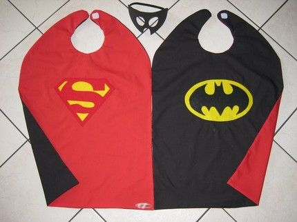 Amy from the Motherload shared lots of great gift ideas for boys last month. I especially liked this reversible Superman/Batman cape for my...