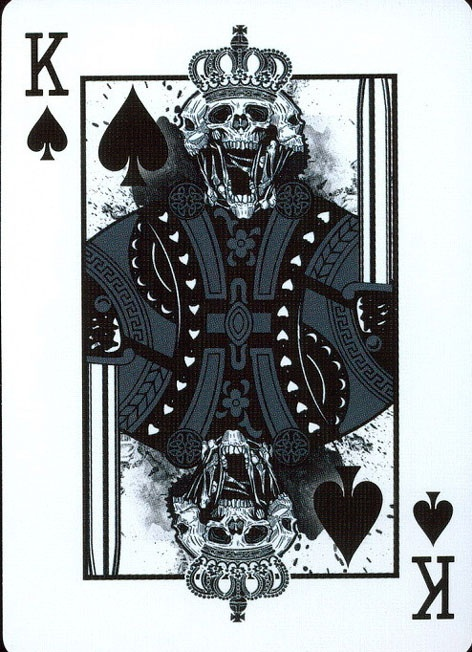 Grimore king of spades...