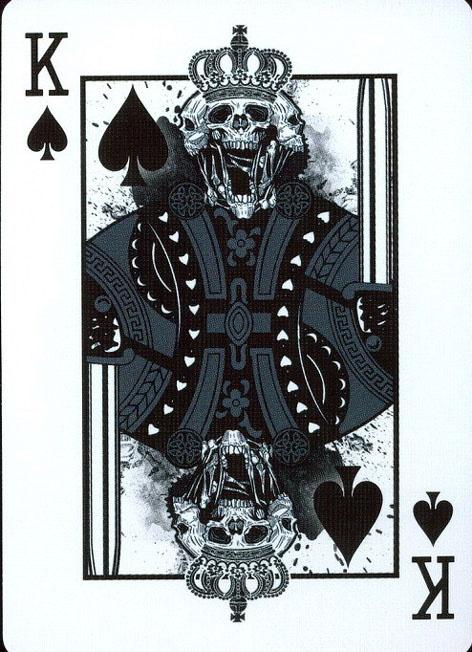 ... : Joker, Poker Face, King Of Spades Tattoo, Tattoos, Playing Cards
