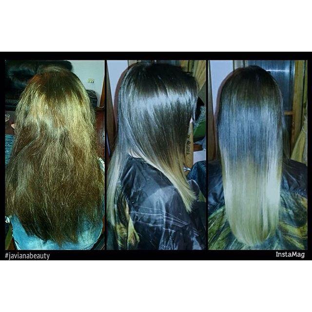Balayage ,corrección de color y corte con Olaplex #hair #hairinstagram #hairinspiration #Olaplex #olaplexvalparaiso #javianabeauty #cabellosano #cabellohermoso #balayage.