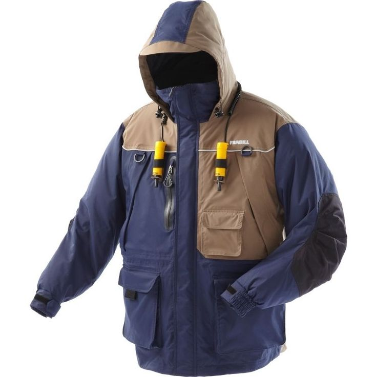 Jacket and Pants Sets 179981: Frabill I4 Ice Fishing Jacket -> BUY IT NOW ONLY: $139.95 on eBay!