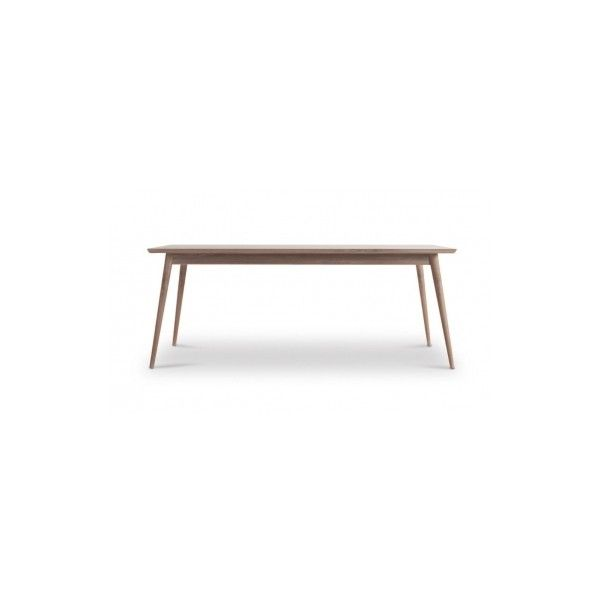 Vincent Sheppard Rectangular Berlin Recycled Teak Dining Table 160cm (£1,318) found on Polyvore #vivalagon #lagoon #home #product #beautifulcontemporary #feurniture #table