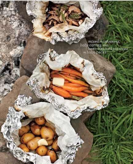 Camping Food Ideas In Foil: 100 Best Images About Recipes: Camping & Outdoor Recipes