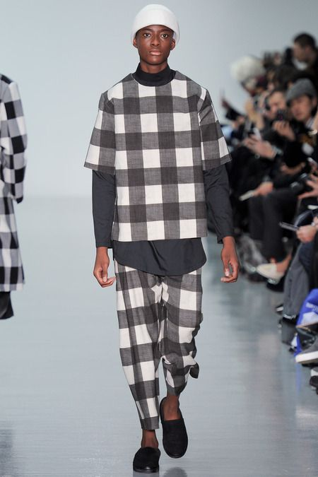 Agi & Sam | Fall 2014 Menswear Collection | Style.com