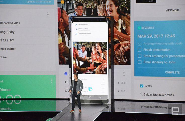 Samsung Bixby Yapay Zeka asistanı konuşabildiği gibi görebiliyor da - https://teknoformat.com/samsung-bixby-yapay-zeka-asistani-konusabildigi-gibi-gorebiliyor-da-12149