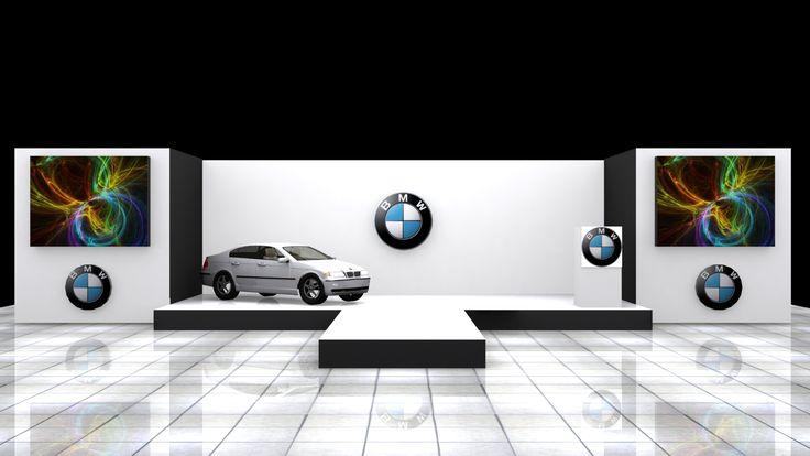 BMW Stage Design