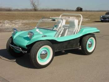 Dune Buggy...want this for a summer ride!