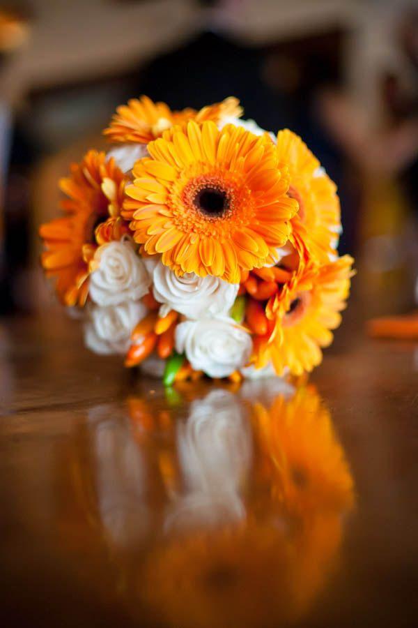 Un matrimonio picnic arancione e blu: Laura e Cristiano   Wedding Wonderland