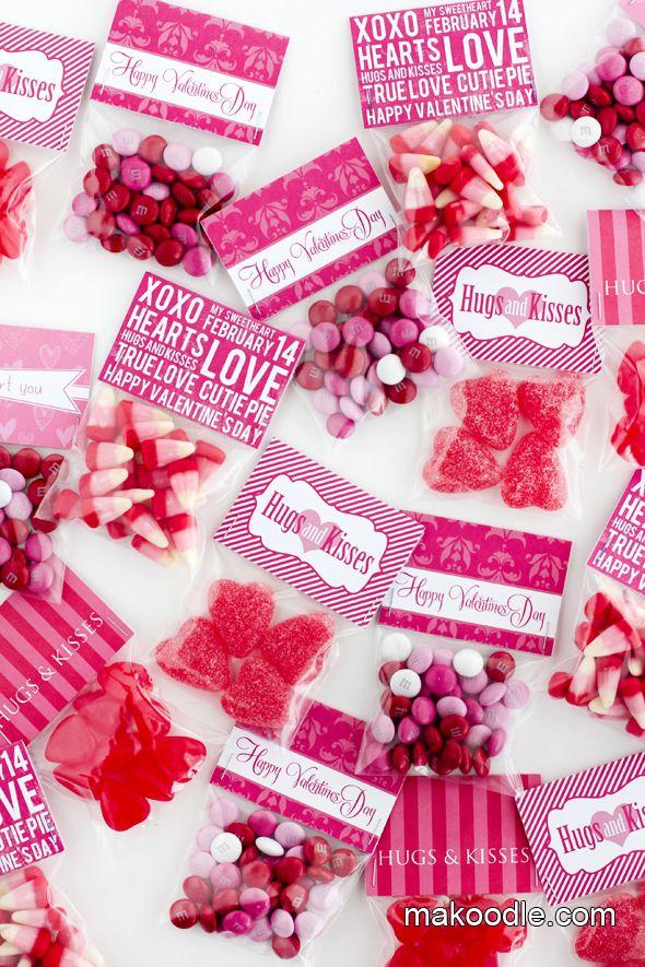 この画像は「全部印刷できちゃう♡海外のバレンタインカード&ラッピングアイデア」のまとめの4枚目の画像です。