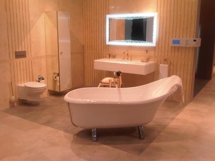 Evim İçin Herşey: Vitra - Villeroy Boch Banyo Ürünleri