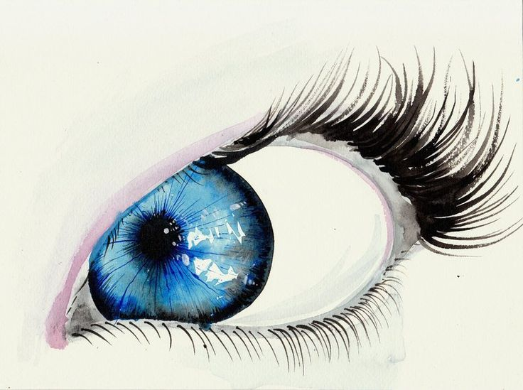 17 mejores ideas sobre pintura de ojo en pinterest - Pintura azul turquesa ...