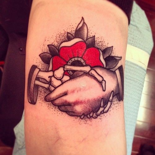 Erik Jacobsen, Idle Hand Tattoo, San Francisco