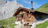 Uriger HÜTTEN URLAUB - Wandern von Hütte zu Hütte im KARWENDEL