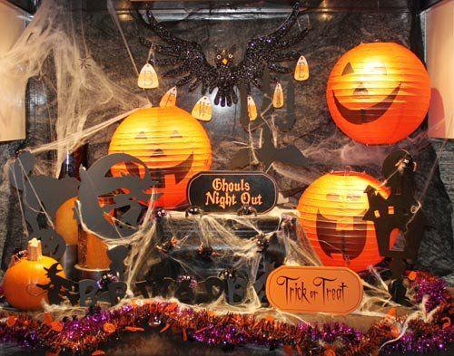 halloween gold home decoration indoor halloween decorations