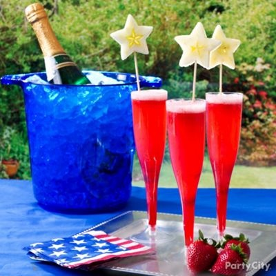 124 best images about 4th of july parade ideas on for 4th of july cocktail party recipes