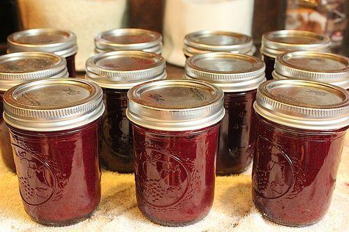 How to make seedless blackberry jam
