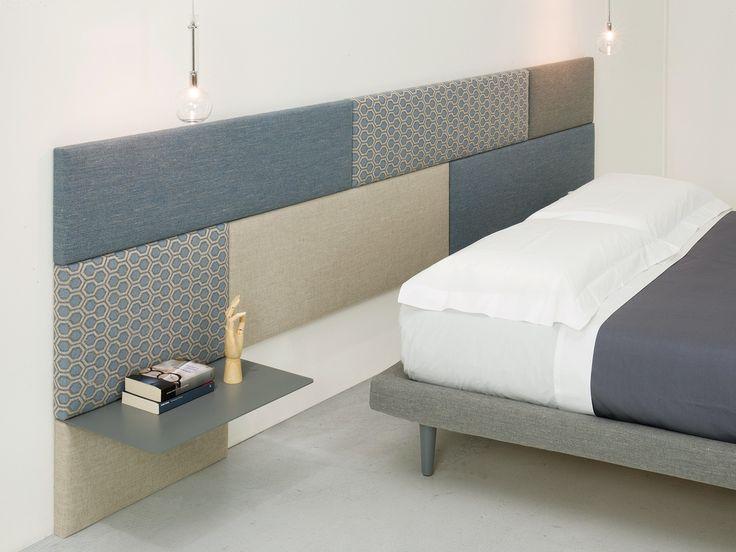 Oltre 25 fantastiche idee su letto a pannelli su pinterest mobili rustici di camera da letto - Testiera letto a muro ...