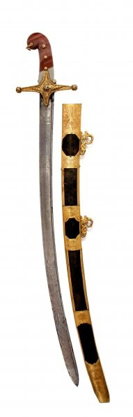 Antiques : Lord Grenville's Georgian Agate Hilted Mameluke | Blouin Boutique | by Salter & Co. | One of the best sword collections to come to the market in recent years – 150 Victorian and Georgian swords including one once owned by a British Prime Minister, Lord Grenville who was PM from 1806 -1807 – will be sold on July 31st at Bonhams in Oxford.