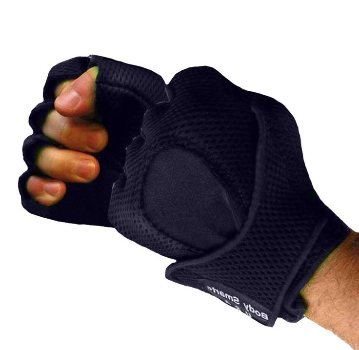 Weightlifting Gloves Padded Neoprene Blue Medium (Ships from Chicago area, USA and Arrives Fast!) * Haven't you heard that you can find more discounts at this image link : 99 cent sports and outdoors
