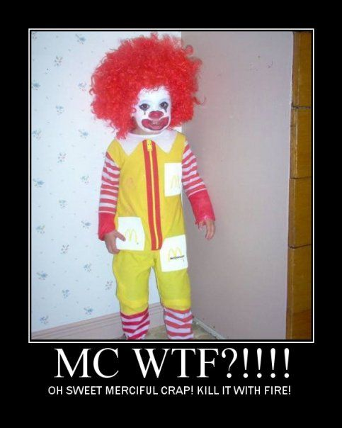 MCDY's bought into Chucky??? huh...