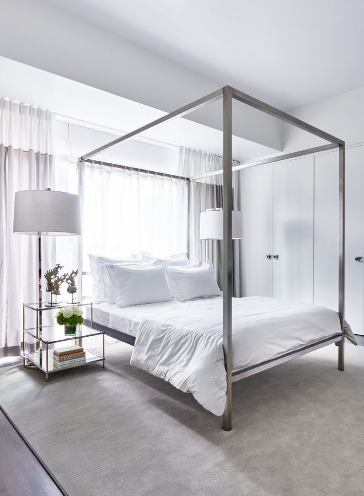 Best 10 Modern Canopy Bed Ideas On Pinterest Canopy For