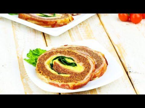 Deze feestelijke rollade heeft 5 smakelijke lagen en een groen hart. Bovendien is ze een stuk eenvoudiger te maken dan die van oma!