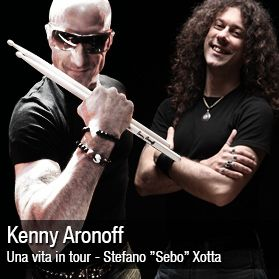 New article on MusicOff.com: Kenny Aronoff - Una vita in tour. Check it out! LINK: http://ift.tt/1maEAzF