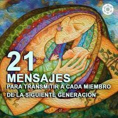 21 MENSAJES para TRANSMITIR de Alejandro Jodorowsky