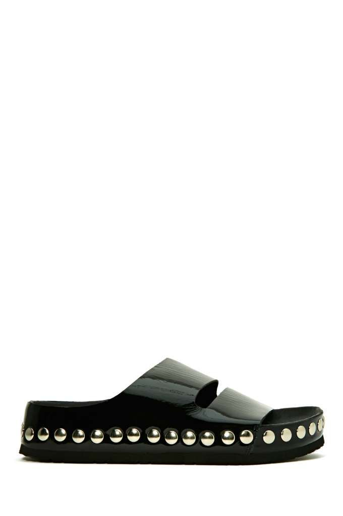 Jeffrey Campbell Jerez Studded Sandal - Black