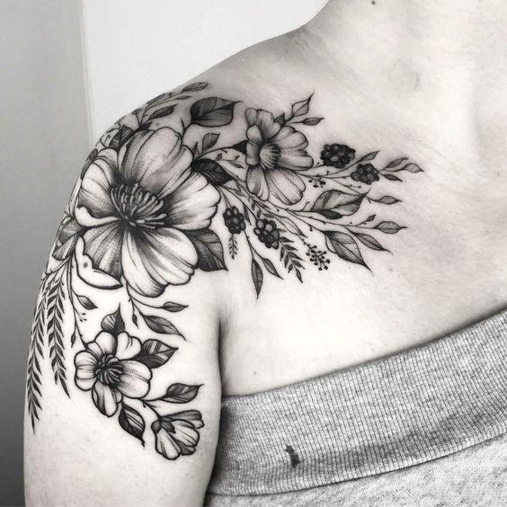 tattoos for women after mastectomy #Tattoosforwomen