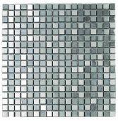 Mozaika DUNE Metalic silver D935