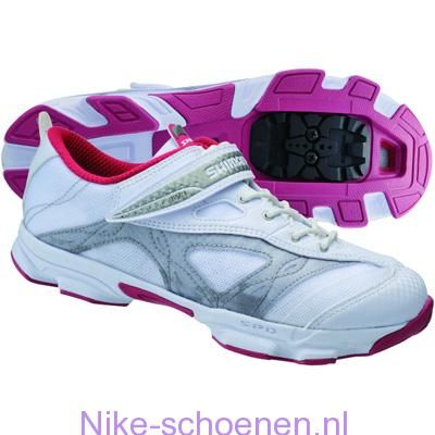 Shimano Sh Wf23 Spinning Schoenen Wit Roze Spinning