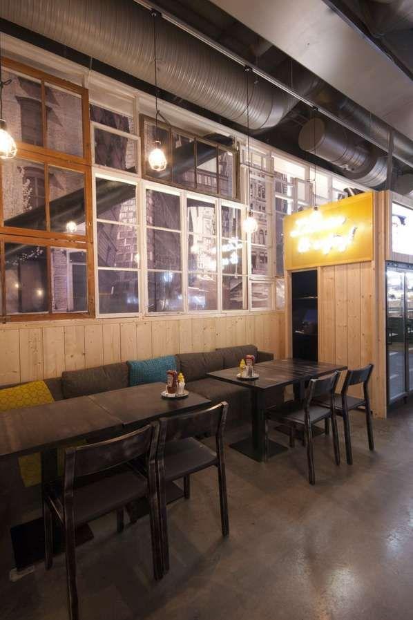 172 Best Farmhouse Industrial Restaurant Desig Images On Pinterest    Restaurant Interiors, Restaurant Ideas And Architecture