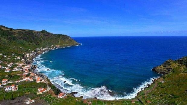 Azoren island hopping