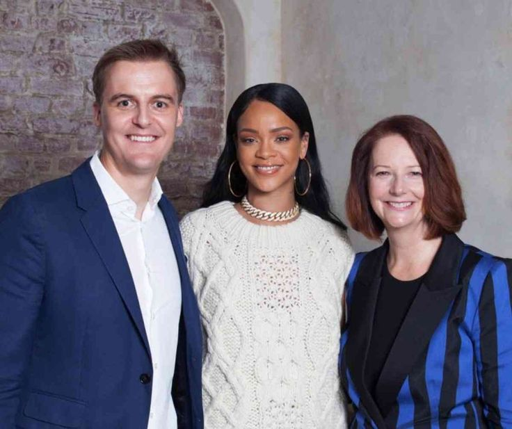 Rihanna teams up with Julia Gillard - Sky News Australia #757LiveAU