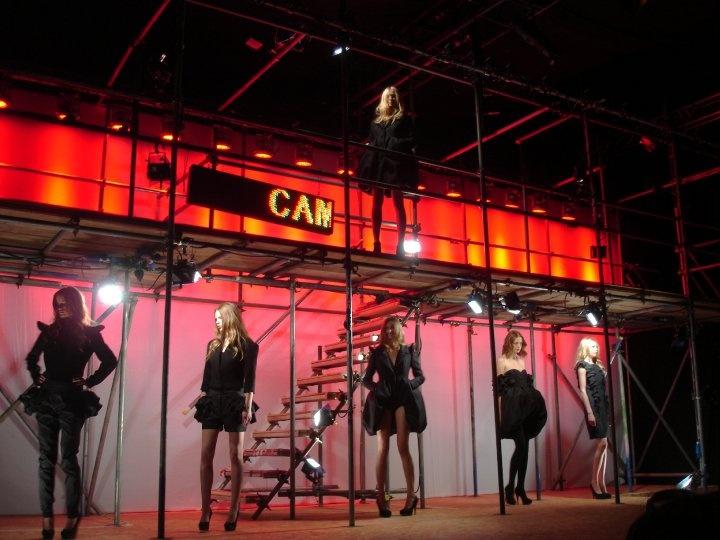 London Graduate Fashion Week - Camilla Salgaard