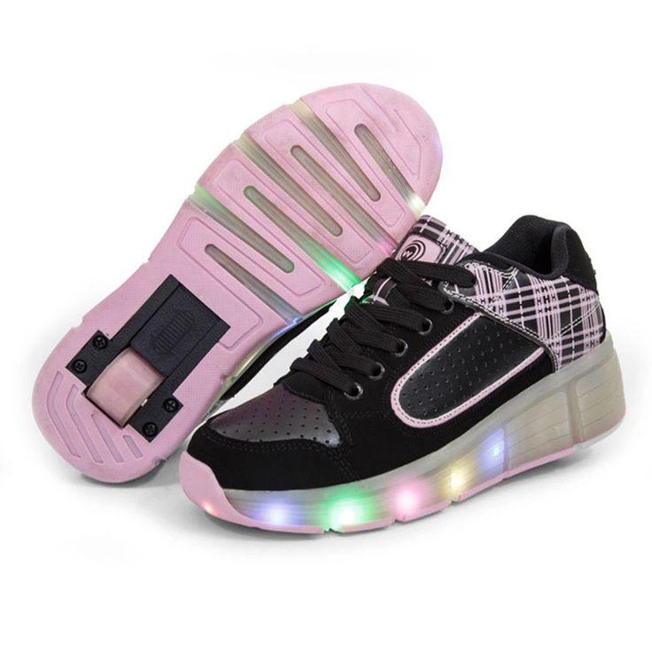 Tennis Shoe Roller Skates For Boys
