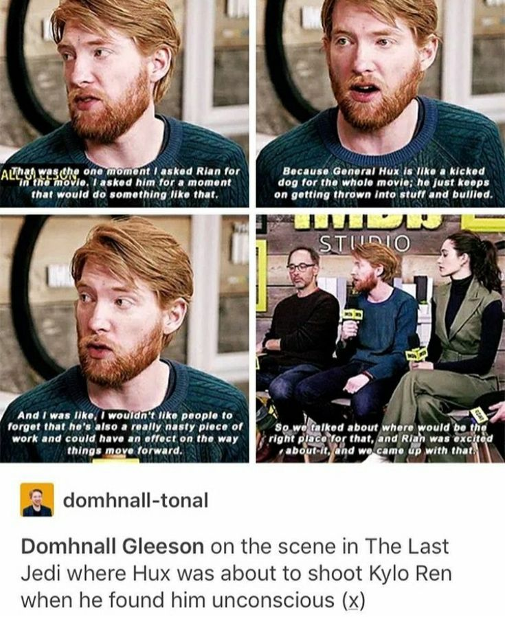 Revenge of (the) Hux  I hope in next film he'll finally fulfill his potential of a great villian